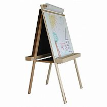 Beka Paper Holder Easel with Wood Trays