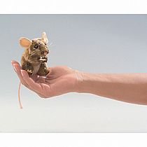 Finger Puppet - Field Mouse