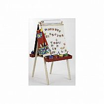 Beka Paper Holder Easel with Magnetic & Chalk Boards