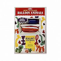 Animal Balloons Kit