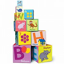 Alphabet Tot Tower