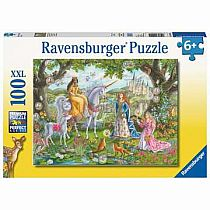 100pc Princess Party Puzzle