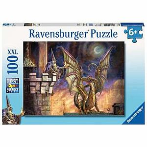 100pc Gift of Fire Puzzle