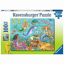 100pc Narwhal's Friends Puzzle
