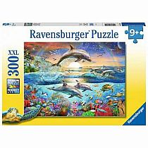 300pc Dolphin Paradise Puzzle