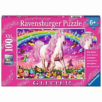 100pc Horse Dreams Puzzle