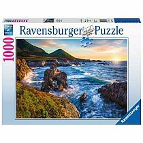 1000pc Big Sur Sunset Puzzle