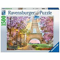 1500pc Paris Romance Puzzle