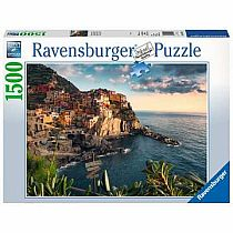 1500pc Cinque Terre Viewpoint Puzzle