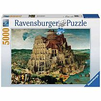5000pc Tower of Babel Puzzle