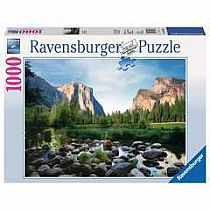 1000pc Yosemite Valley