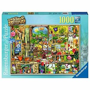 1000pc Gardeners Cupboard Puzzle