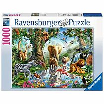 1000pc Adventures in the Jungle Puzzle