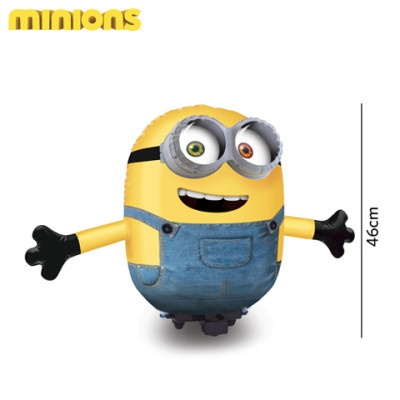 Inflatable radio controlled minion fuck