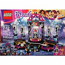 LEGO Friends Pop Star Show Stage