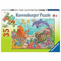 35pc Ocean Friends Puzzle
