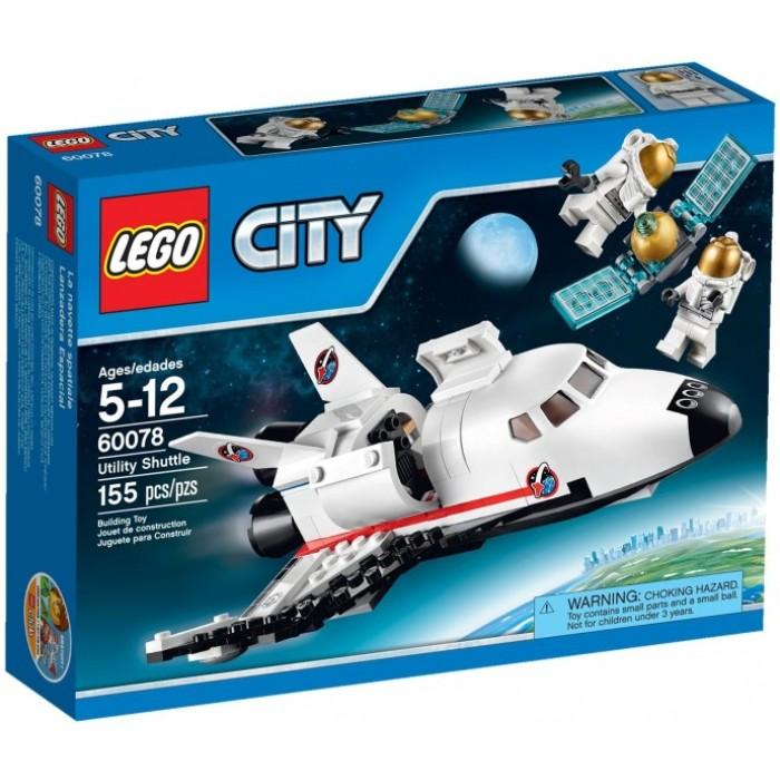 Lego City Utility Shuttle Toys Et Cetera