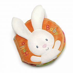 Flora Bunny Soft Activity Book