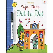 Wipe-Clean Dot to Dot
