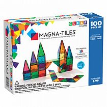 Magna-Tiles 100pc Clear