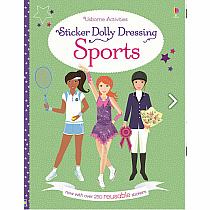 Sticker Dolly Sports