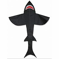 5' Black Shark Kite