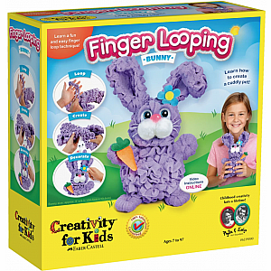 Finger Looping: Bunny