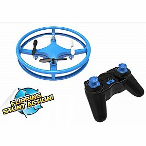 Skylighter Disc Drone - Blue