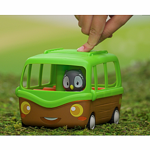 Timber Tots Adventure Bus