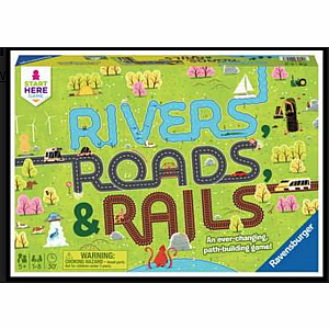 Rivers, Roads, & Rails