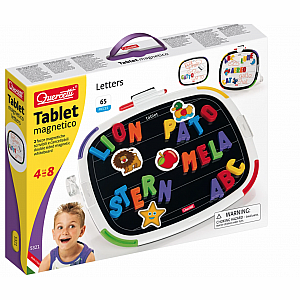 Magnetic Alphabet Tablet