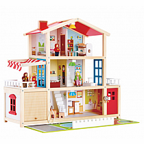 Hape Doll Family Mansion