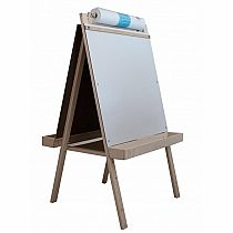 Beka Ultimate Easel with Chalk & Marker Boards