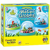 Under the Sea Water Globes