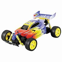 RC Flame Thrower Racer