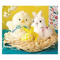 Mini Rabbit or Chick Easter Bag