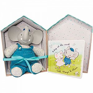 Alvin the Elephant Deluxe Gift Set