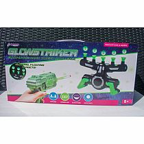 GlowStriker Glow-in the Dark Target Challenge