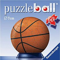 54 pc Sports Puzzleball- Basketball