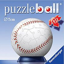 54 pc Sports Puzzleball- Baseball